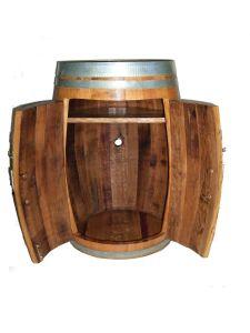 mini bar barrique 120 litres. Black Bedroom Furniture Sets. Home Design Ideas