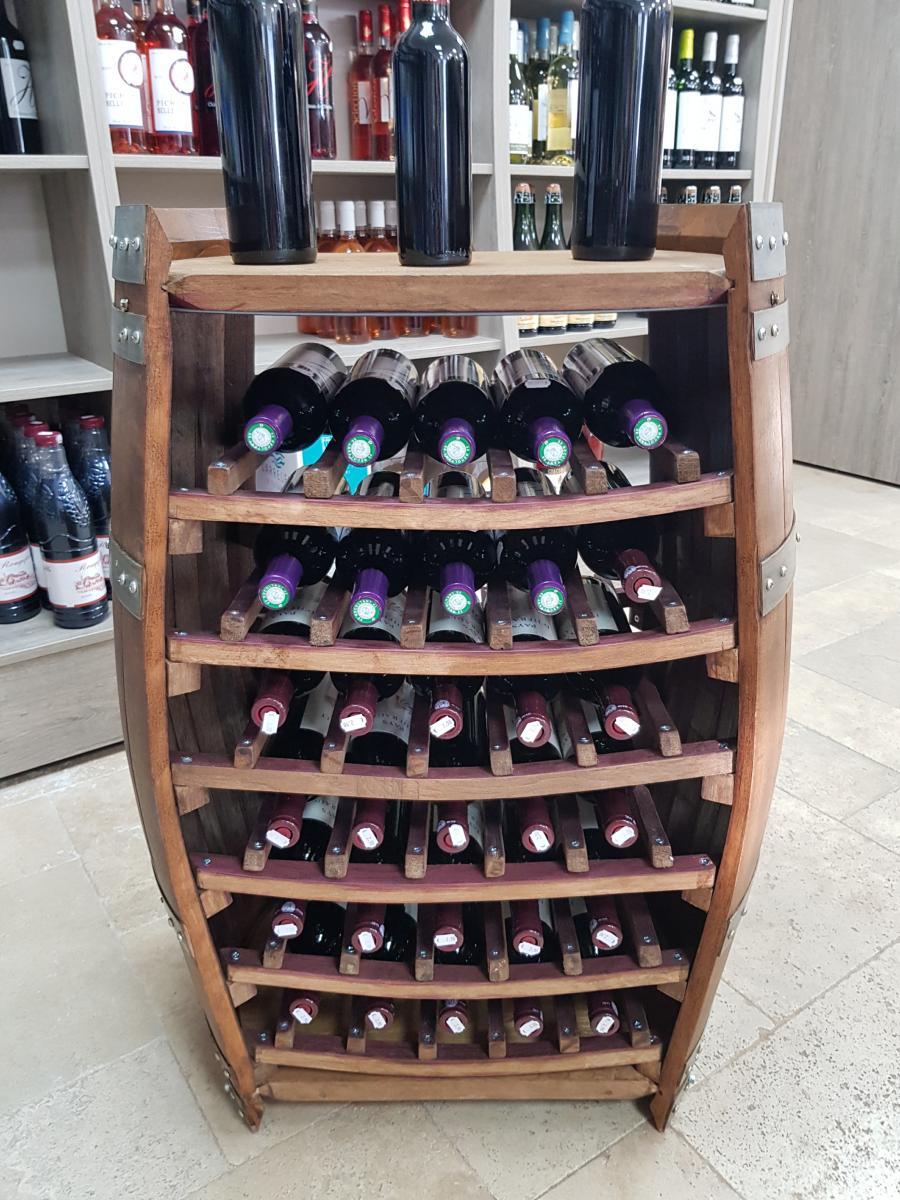 Fabriquer Casier À Bouteilles En Bois casier a bouteilles en bois